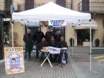 gazebo in Piazza Roma